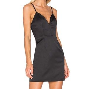 NBD the X Naven Twins Not Your Babe Dress in Black